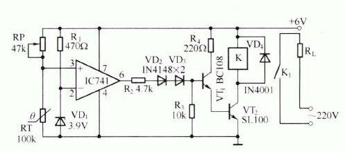 ntc热敏电阻(温度传感器)电路基础知识发布